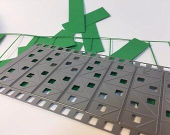Original, 3D Origami 1/32 easy folding paper cutting die!  NEW MP007 savings of 9.00 US