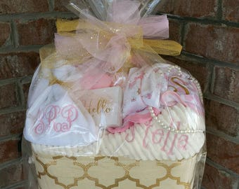 Custom Gift Basket for Girls or Boys, Brides, Bridesmaids, Business clients, Birthday-name the occasion & your budget. . . I'll do the rest