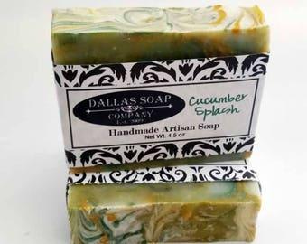 Cucumber Splash Soap