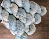 classic {sock} | LOOKING GLASS | ready to ship | hand dyed yarn | merino nylon
