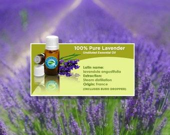 Lavender Essential Oil, Lavender, Lavender Oil, Essential Oils, Aromatherapy Oil, Pure Essential Oil, Natural Lavender, Pure Lavender