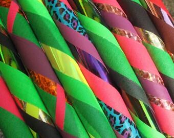 Travel Hula Hoop Reifen Wunschfarben