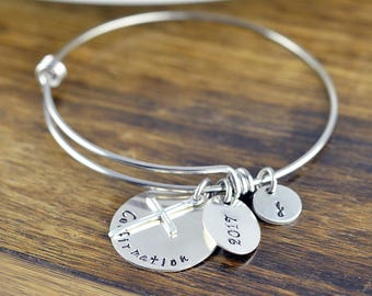 Confirmation Bracelet, Confirmation Jewelry, Confirmation Gift, Confirmation Gifts for Girls