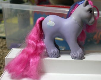 My Little Pony UK exclusive Thundercloud Mountain Boy