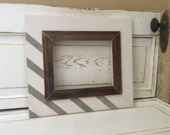 Handmade 8x10 Frame