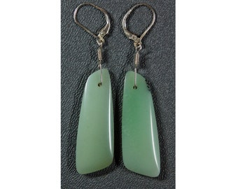 Lovely Australian Chrysoprase Earrings