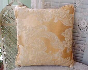 Apricot Pillow Etsy