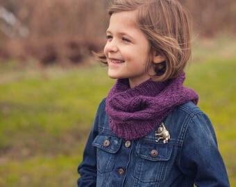 Inshore Cowl (knitting pattern)
