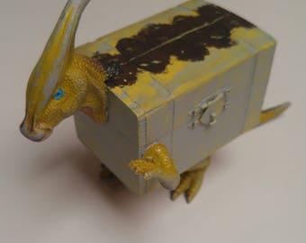 Dinosaur Treasure Box