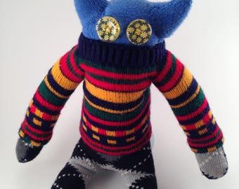 Beelzebro: Devil Guy Sock Art Doll
