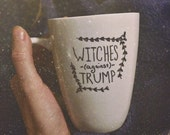 Witches Against Trump Mug