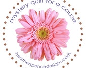 Mystery Quilt for a Cause ~ Woven Hope ~ Clue 4