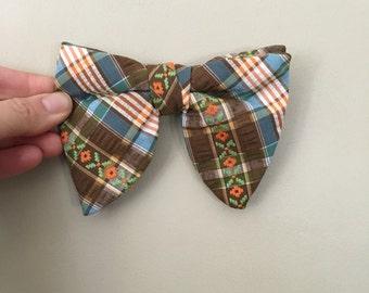 Vintage Oversized Bow Tie