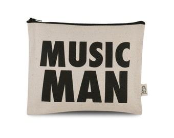 music man  pouch