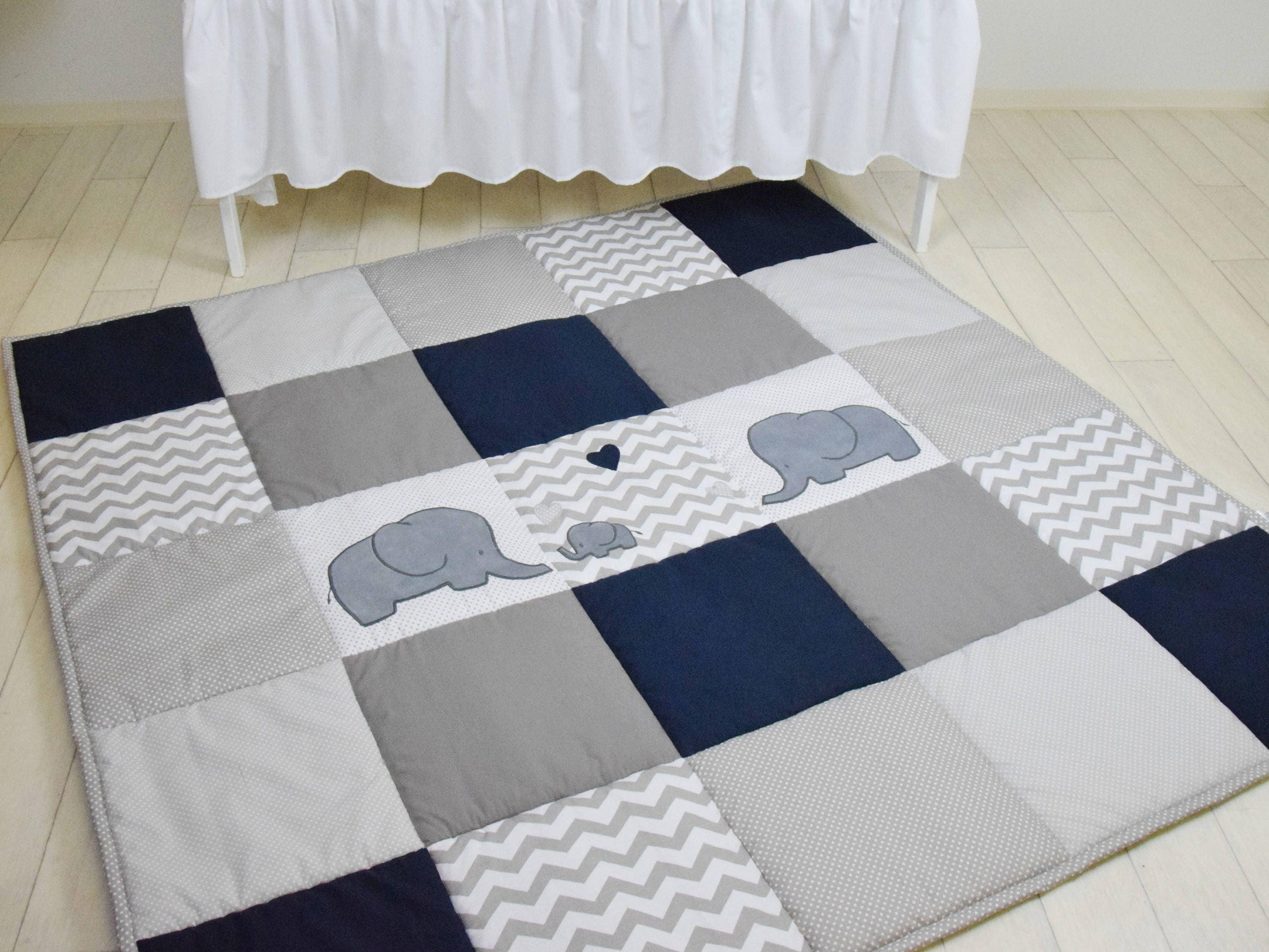 Play Mat Baby Rugs Customquiltsbyeva