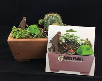 Fancy Plants Diorama Kit