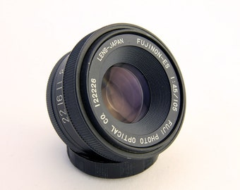 Fujinon-ES f/4.5 105mm Enlarger Lens