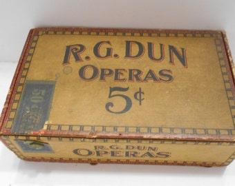 Vintage R. G. Dun (BP) Operas, Java Wrapped (K)