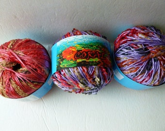 Yarn Sale  - Coral by Kniting Fever yarn