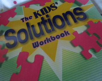 Teaching Guidance Tool Kid's Solution Workbook Elementary Guidance tools China Galore LIKE NEW