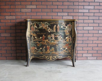 Chest of Drawers / Entry Chest / Hall Chest / Console Cabinet / Asian Inspired Chest by Drexel Heritage