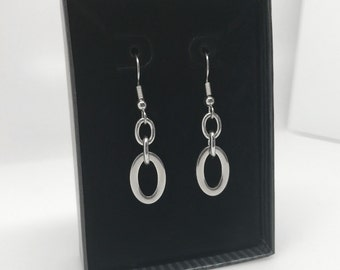 Hypoallergenic Earrings, Stainless Steel Jewelry, Gifts for Mom, French Hook Earrings