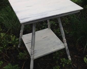 Antique Accent Table