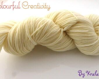 Colourful Soft Sock - Vanilla