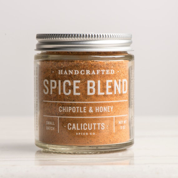 ... Spice Blend - 3 ounces in Glass Jar, All-Natural and Gluten Free