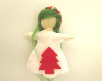 Personalized Christmas Fairy, Christmas Gift, Christmas Decoration