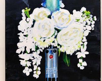 Intergalactic bouquet