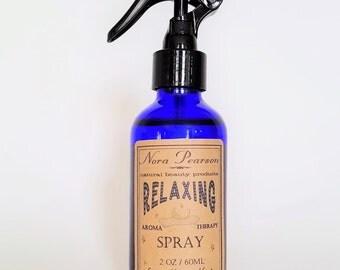 RELAXING Aromatherapy Spray 4oz / 120mL