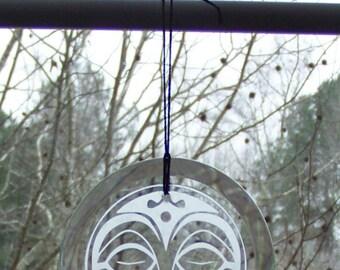 Tranquil Window Charm