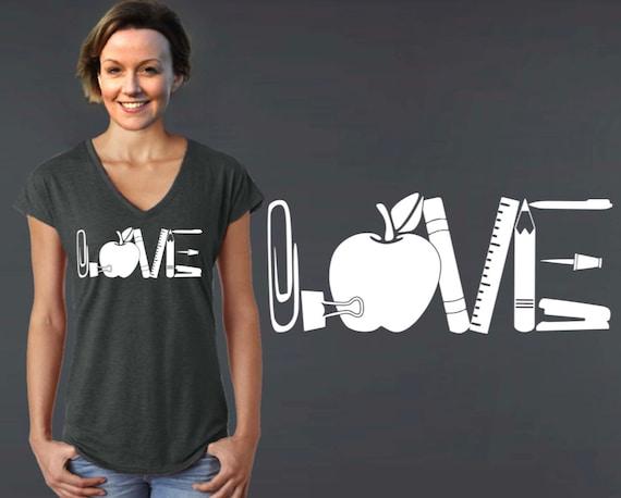 Teacher Shirt | Teacher Gift | Teacher T-shirt | Gift for Teacher | Custom T-shirts | Inspirational T-shirt |  A Good Teacher | Korena Loves