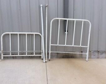 Iron Bed Rails Etsy