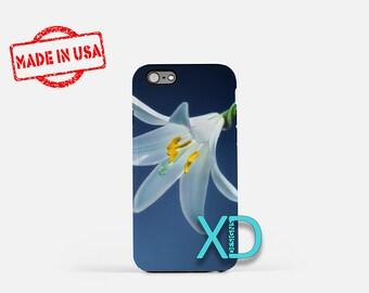 Tulip iPhone Case, Flower iPhone Case, Tulip iPhone 8 Case, iPhone 6s Case, iPhone 7 Case, Phone Case, iPhone X Case, SE Case Protective