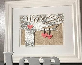 wedding gift, anniversary gift, wedding gifts, anniversary, 1st anniversary gift, personalized wedding gift, wedding, wedding song lyrics