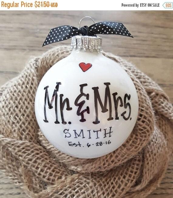 Unique Wedding Gifts 2017 : 2017 SALE Wedding Gift, Mr. & Mrs Gift, Wedding, Bride Groom Gift ...