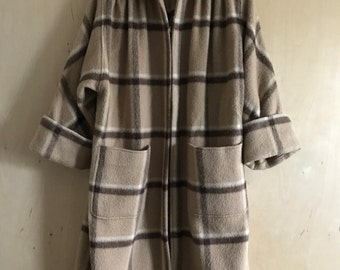 80's Valentino Wool Coat