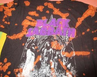 Black Sabbath Bleached T shirt