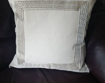 Aztec Print Pillow