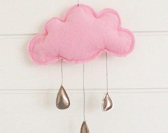 "Rain cloud ""Gold rain"""