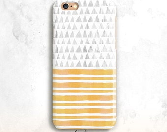 iPhone 7 Case, Wood iPhone 6S Case, Watercolor iPhone SE Case, iPhone 6 Case, iPhone 5, Geometric iPhone 6 Case, Wood iPhone 7 Case