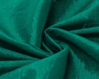 Jade Iridescent Stretch Taffeta Fabric by Yard - Style 1501