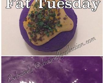 Fat Tuesday Bath Bomb