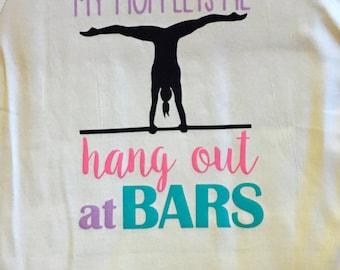 Gymnastics//My Mom Lets Me Hangout At Bars