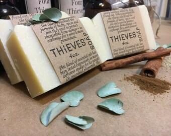 Thieves' Soap 4oz.