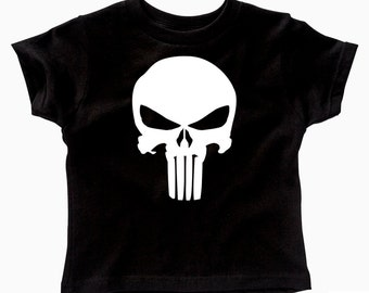 The Punisher Toddler T Shirt (2T - 7T)