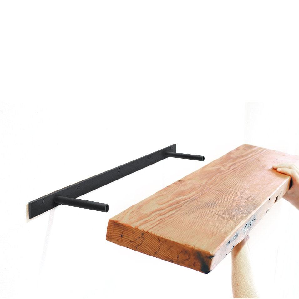 HEAVY DUTY Hidden Floating Shelf Bracket Hardware Only