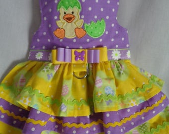 Hatching Chick Easter dress